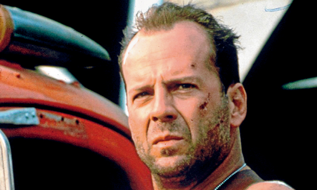 Bruce Willis haircut hits | Movies | Time Out Abu Dhabi