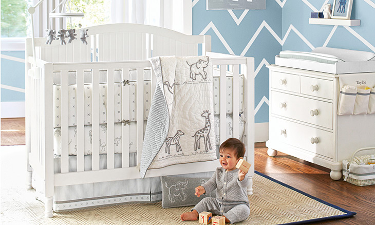 New Service From Pottery Barn Kids Shopping Family