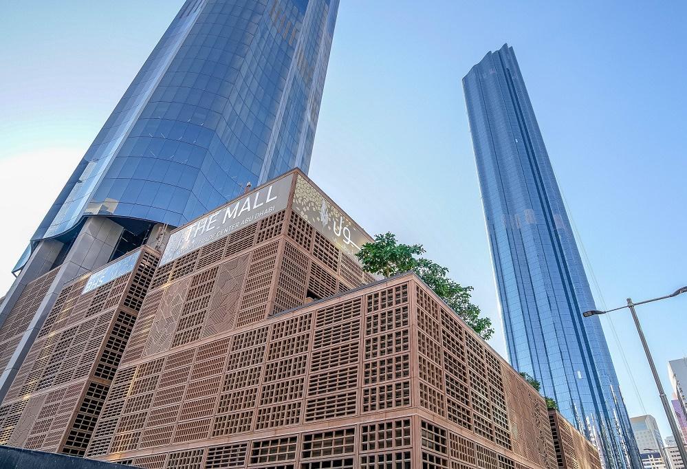 Mall At World Trade Center Abu Dhabi