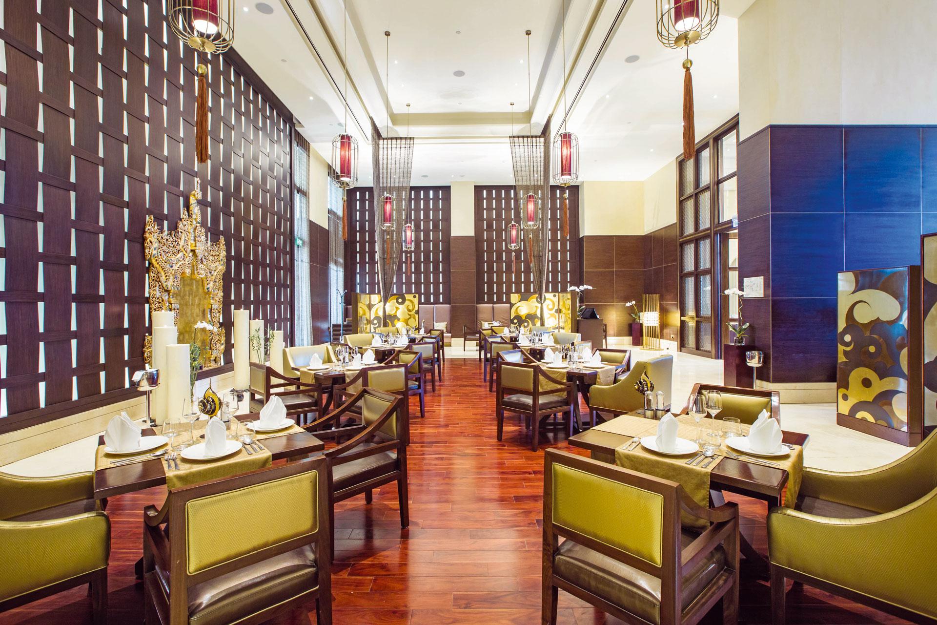 The best vegetarian restaurants in Abu Dhabi