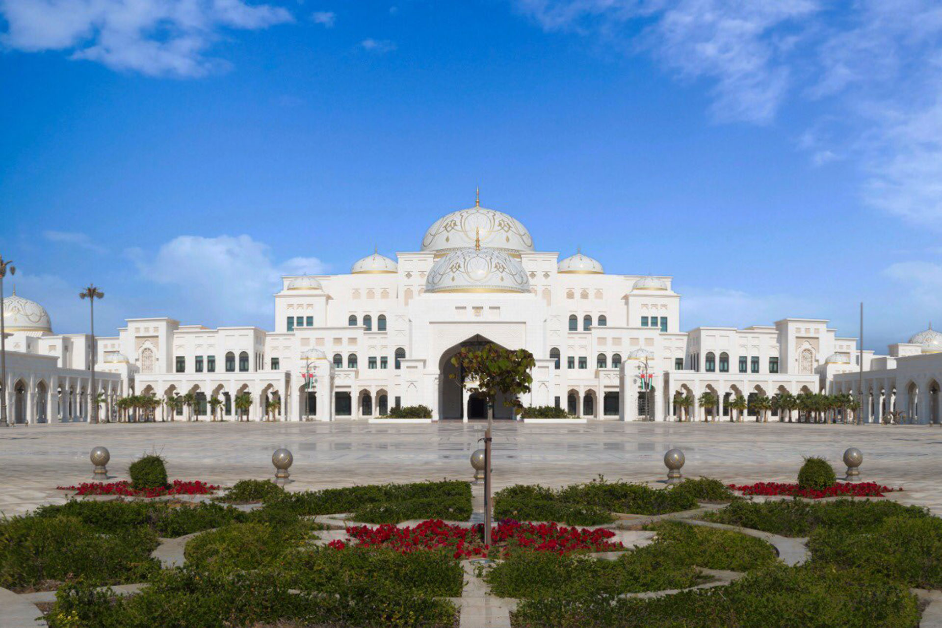 Abu Dhabi S Presidential Palace To Open To The Public Things To Do Time Out Abu Dhabi