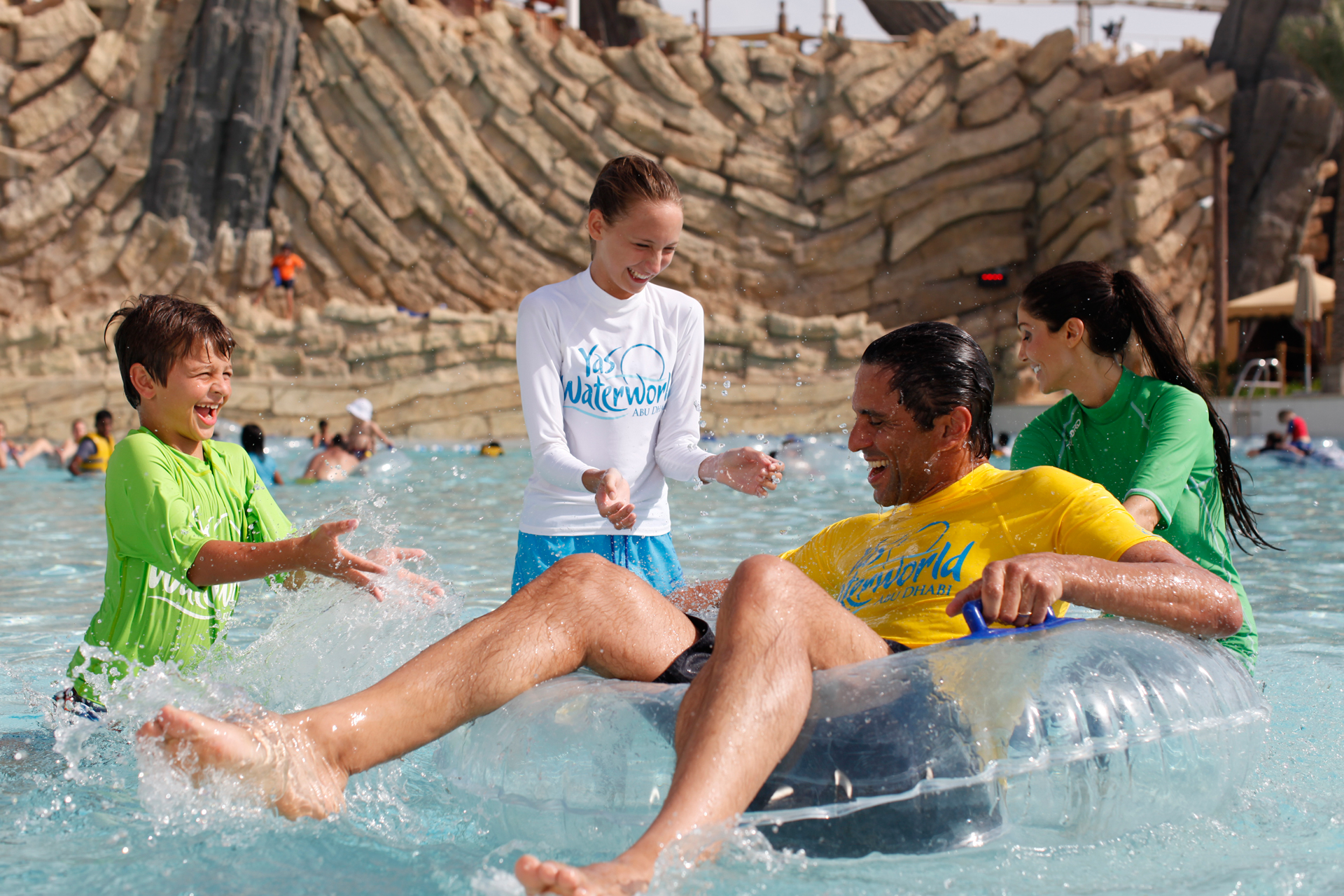 Discounts at Yas Waterworld to celebrate the Year of Tolerance
