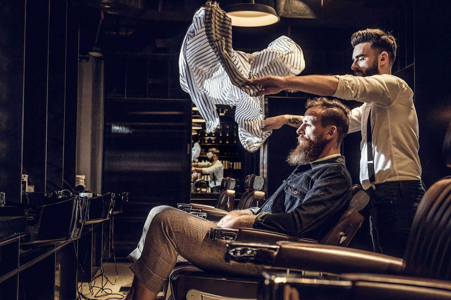 Where To Find The Best Barbershops For Men In Abu Dhabi Wellbeing Time Out Abu Dhabi