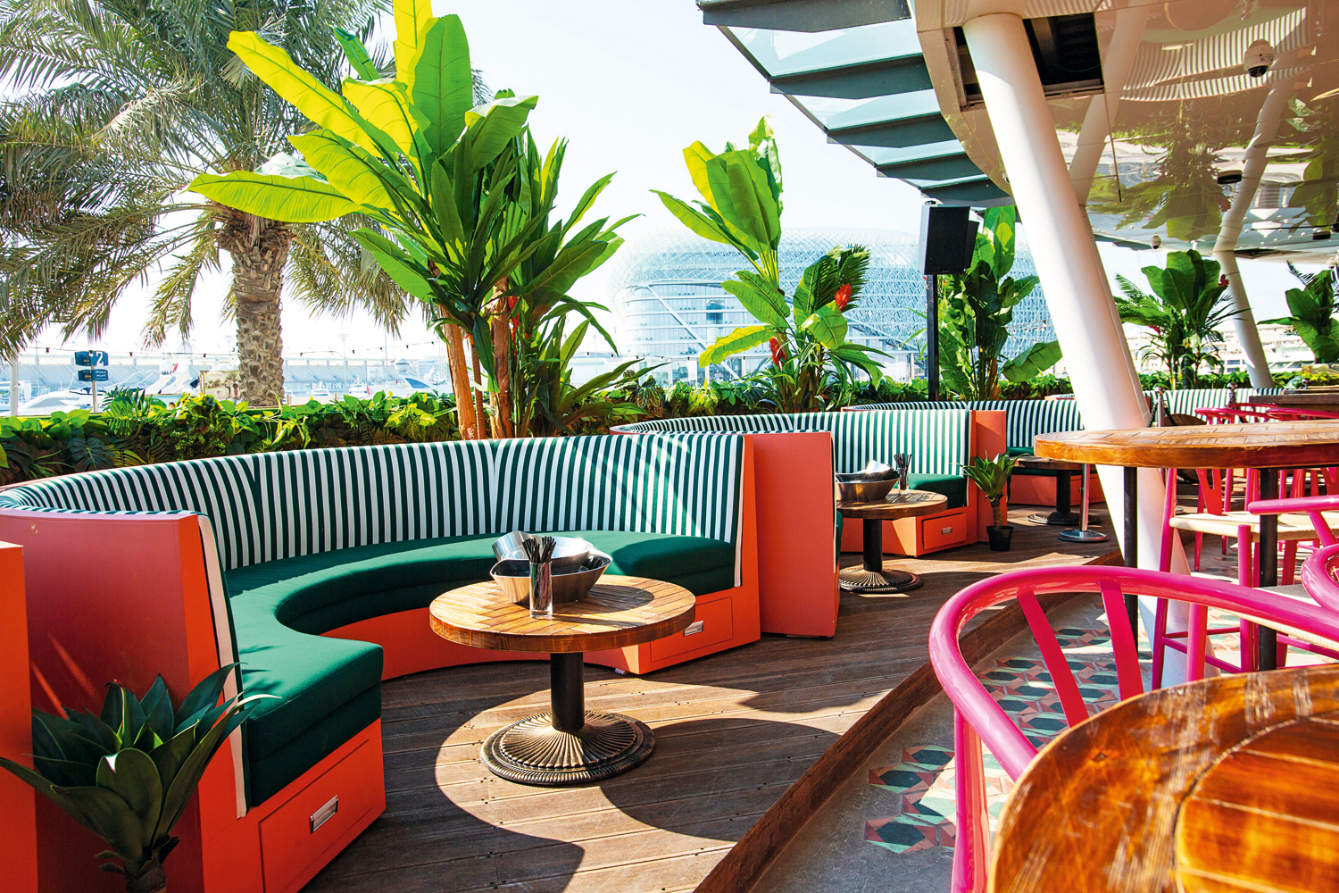 31 Amazing Outdoor Bars To Try In Abu Dhabi Bars Nightlife Time Out Abu Dhabi