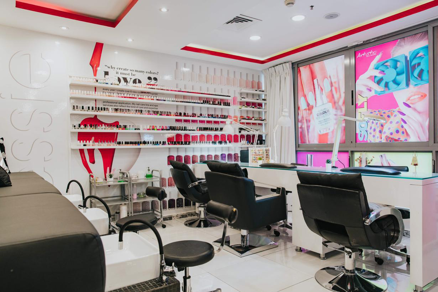 Eight of the best salons in Abu Dhabi