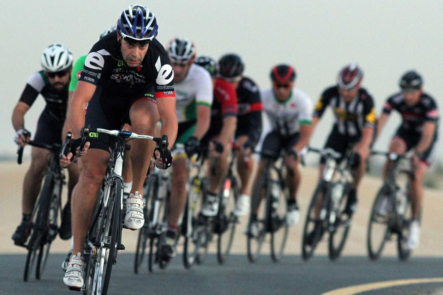 How to take part in a virtual running or cycling challenge in Abu Dhabi