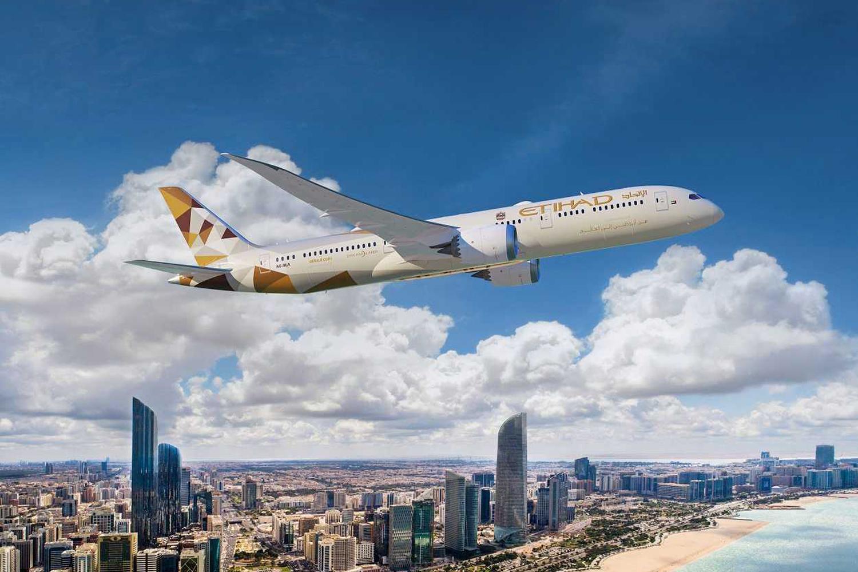 Abu Dhabi's Etihad Airways announces flights to Chinese capital Beijing