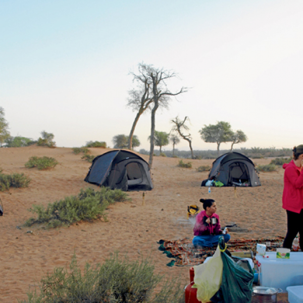 10 Top Uae Camping Spots Things To Do Time Out Abu Dhabi