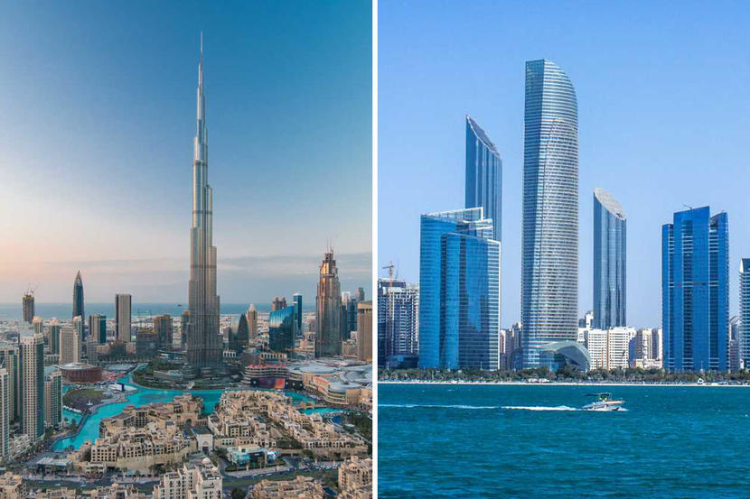 Dubai and Abu Dhabi named among the best cities in the world