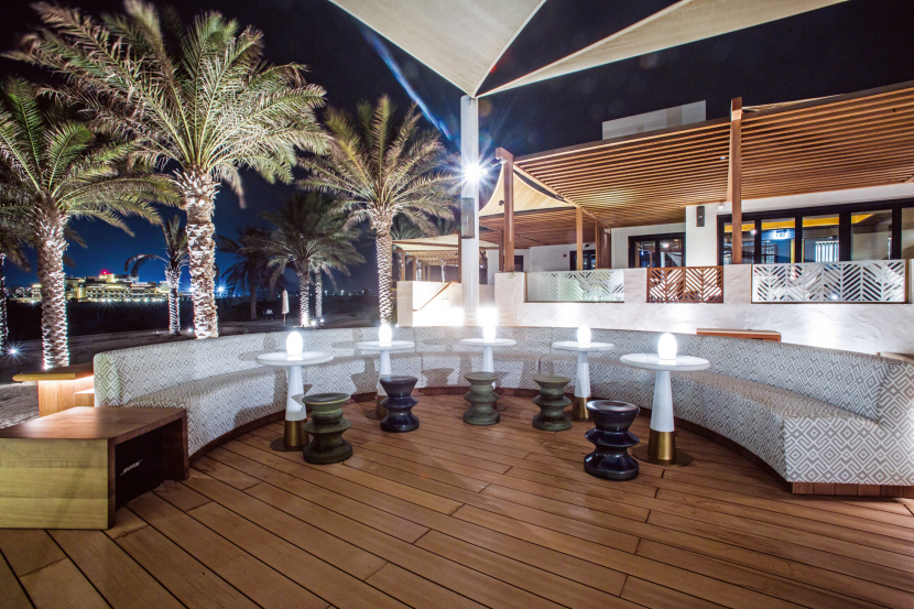 The Outdoor Bars In Abu Dhabi With Incredible Views Bars