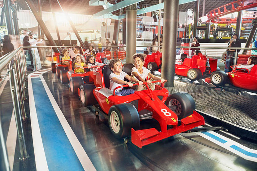 Family things to do in Abu Dhabi