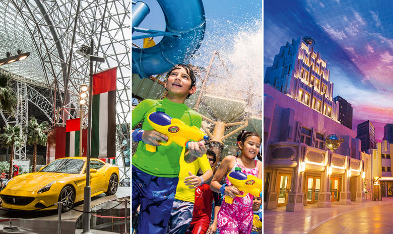 Great things to do in Abu Dhabi this weekend