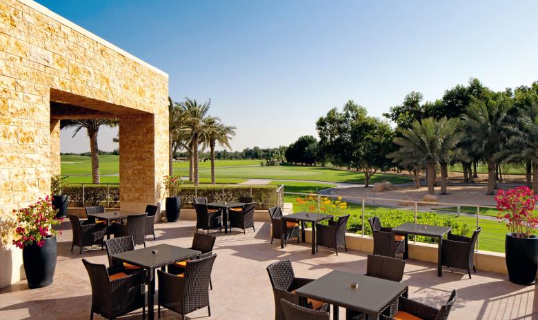 Three bars with interesting views in Abu Dhabi