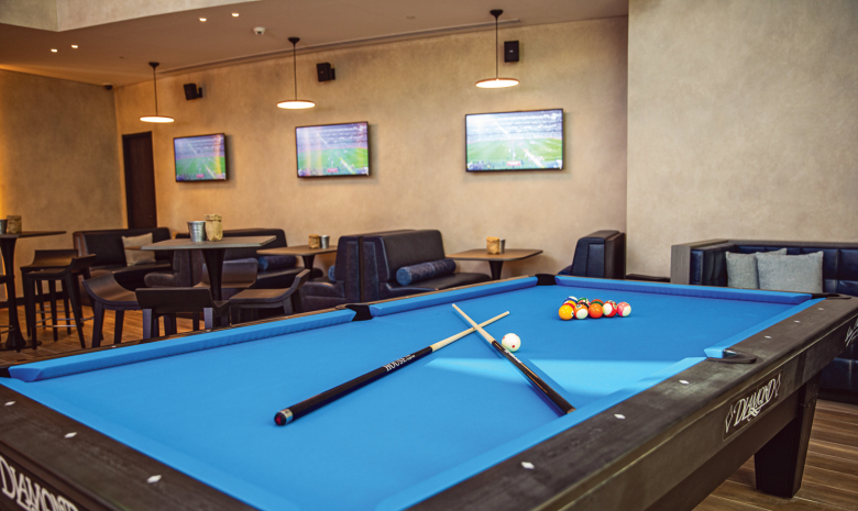 Three bars in Abu Dhabi where you can play pool