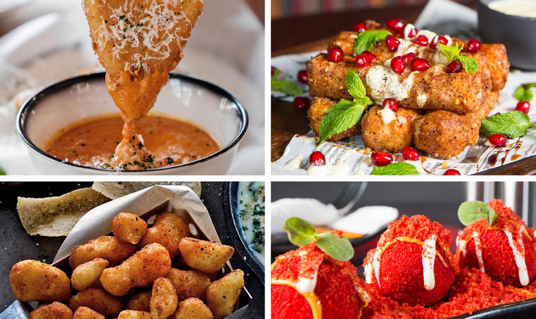 Abu Dhabi's best fried cheese dishes