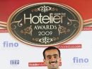 Asif Minhas, of Radisson Blu Hotel, Dubai Deira Creek, was named IT Person of the Year.