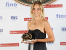 Katerina Dixon, of Intercontinental Hotels Group in Dubai Festival City, won Marketing and PR Person of the Year.