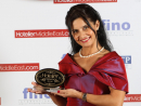 Luminita Stocian, of Jumeirah Beach Hotel, was named Fitness and Recreation Person of the Year.