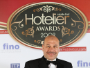 Wael Farouk, of Courtyard by Marriott and Marriott Executive Apartments Dubai Green Community, was named the Green Hotelier of the Year.