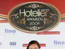 Ivy Dela Cruz, of Crowne Plaza Hotel Abu Dhabi, was named Hotelier's Unsung Hero of the Year.