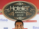 Anuj Sharma, of Asado at The Palace - The Old Town Dubai, was named Outlet Manager of the Year.