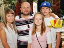 Jorma, Maija, Kerttu and Ville