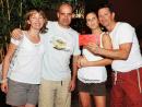 David, Zoe Miles, Iain and Maria McLachlan