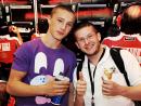 Ryan Mitchell and Matt King