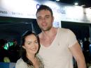 Jenna Lloyd and Rob Crashley