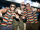 Lee Holmes, Steve Hayes and Adam Davies