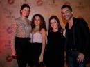 Annette Leydon, Idil Akina, Sara Shamel and Ayman Al Saleh