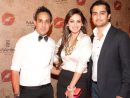 Shyam Sarvani, Nova Krishnan and Ameen Ahmed
