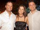 Darren King, Belinda King and Joe Marricc