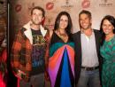 Bradley Karr, Kathy Ajani, Scott Chambers and Kara davis