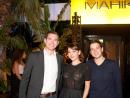 Tom Bushell, Lucy Scott Lee and Dan Mark