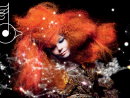 Björk Biophilia After starting life as a project for National Geographic, Björk's eighth is an album of emotional and scientific marvel, wowing in the same way that a chemistry experiment can seem like a magic trick. These 10 tracks of haute soul are largely played on clever, invented instruments such as a Tesla-coil keyboard. It's nerdy, sure, but rooted to the heart by Björk, whose voice remains a force of nature.
