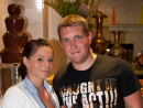 Reinhard Kleibel and Yvonne Labner