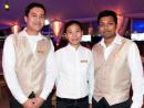 John Mark Miero, Nicole Mamaril and Shiju Rajamany