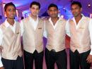 Sandun, Waseem, Pradeep and Mifaz