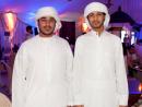 Ali Andulkarim and Mohammed Al Qasmi
