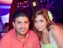 Musa Haddad and Elsy Awad