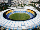 Estadio do MaracanaCapacity: 76,804City: Rio de JaneiroMatches: Argentina vs. Bosnia and Herzegovina (June 15), Spain vs. Chile (June 18), Belgium vs. Russia (June 22), Ecuador vs. France (June 25), round of 16 (June 28), quarter-final (July 4), final (July 13)One of the most famous football stadiums in the world, the Estadio Journalista Mario Filho, better known as the Maracana, will host the final of the 2014 FIFA World Cup. In all, it will host seven games, more than any other venue. The stadium was originally built for the 1950 FIFA World Cup, and at one time was the largest ground in the world, packing in crowds of up to 200,000. Today, the stadium has a more modest capacity, yet it is still the largest football venue in the country. The Maracana has undergone major refurbishment for the tournament, with improved seating and better access. As one of the most popular tourist attractions in Rio de Janeiro, the facade of the stadium has remained untouched.