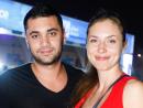 Ramy Sabbagh and Daria Zhorkova