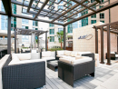 Chill-O Pool BarFancy relaxing in a tent up on the roof of one of Abu Dhabi's favourite hotels while the football's on? Then the place for you is Chill-O Bar at the Sofitel. The bar will play host to a World Cup tent throughout the tournament (that will transform into an iftar tent once the holy month of Ramadan begins). Three giant projectors screens will be the centrepiece for the venue that will cater to up to 200 guests, all of whom will be able to chow down on a special menu during the games, which includes a live Brazilian barbecue, hot sliders, pizza and nachos as well as bargain hops buckets and smooth aromatic shisha. Fans can book tables in advance to ensure they get the best seats in the house, and for trivia nuts, special games will be played during half time. The tent will be dry once the holy month of Ramadan gets under way.Sofitel Abu Dhabi Corniche, Capital Plaza Complex, Corniche Road East (02 813 7777).