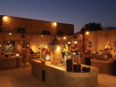 Bab Al Shams Desert Resort & Spa Free activities, Best for visitors This glamorous desert resort on the outskirts of Dubai is holding 'The Great Escape' promotion for summer. This package offers accommodation, 'lawn' activities (such as volleyball and archery), 25 percent discount at food and beverage outlets, spa treatments, tennis programmes and safaris. You can also make use of 55 percent off car rentals and 20 percent off entry fees to Dubai attractions such as KidZania, Dubai Aquarium & Underwater Zoo, Dubai Ice Rink and Sega Republic, making this an excellent place to reward any visitors brave enough to come and see you during the summer months. From Dhs490 per room per night. Until September 30. escape.artist@meydanhotels.com, www.meydanhotels.com/theGreatEscape (04 809 6100).