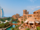 Madinat Jumeirah Free activities This pre-summer staycation package offers guests a 20 percent discount on room rates, when booking a minimum of two nights on a half-board basis. Stays include breakfast, as well as lunch or dinner in one of more than 50 restaurants across Dubai. Plus, you'll get free access to Wild Wadi Waterpark and the longest stretch of private beach in Dubai at two kilometres long. From Dhs1,680. Until September 30. mjreservations@jumeirah.com, www.jumeirah.com (04 366 8888).