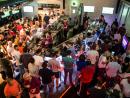 Velocity Fan Zone Opening party