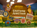 Cartoon Junction is home to the likes of Bugs Bunny, Tom and Jerry and Daffy Duck