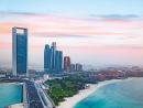 SIMPLE, SPECIAL Abu Dhabi, for me, is a quiet and inspiring city. I love its simplicity and beauty. This photo means a lot to me as it shows so many different aspects of it that I adore: the sea, clean beaches, well-designed roads and special architecture.