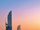 CITY OF GOLDI love everything about the place of my birth, especially the architecture. The sunset and sunrise are the best moments for me to capture my Abu Dhabi with a great backdrop.